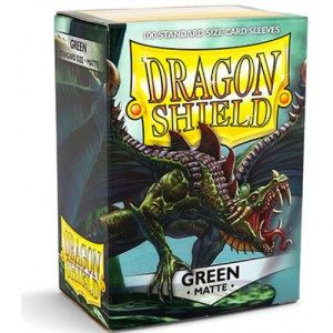 Sleeve Dragon Shield Matte (sob encomenda)